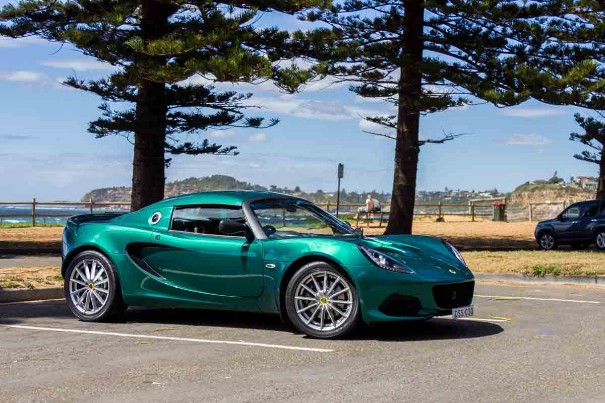 Why You Should Own a Lotus Elise Sports Car