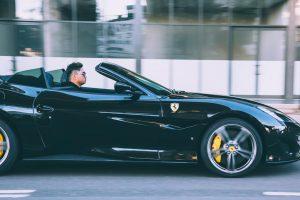 Ferrari California Sports Car Photographer