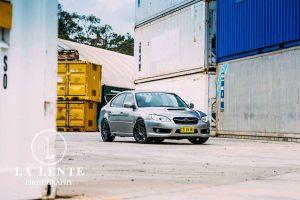 Subaru Liberty Car Photo Shoot