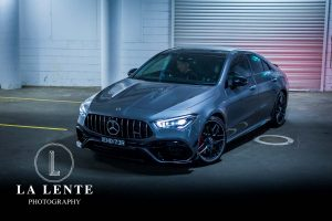Mercedes Benz CLA45 AMG Photography
